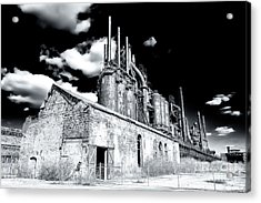 Bethlehem Steel Acrylic Print