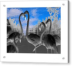 Better Days Acrylic Print
