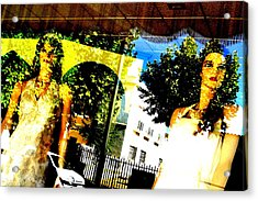 Better Days Acrylic Print by Jez C Self