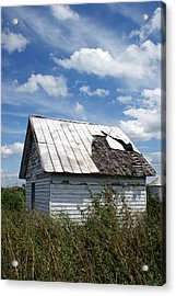 Better Days Acrylic Print by Off The Beaten Path Photography - Andrew Alexander