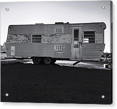 Better Days On Route 66 Acrylic Print