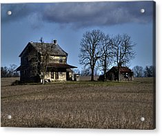 Acrylic Print featuring the photograph Better Days by Robert Geary