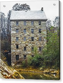 Beverly Mill II Acrylic Print