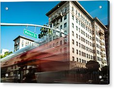 Beveryly Hills Two Acrylic Print by Josh Whalen