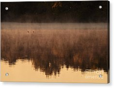 Acrylic Print featuring the photograph Bev's Retreat by Tamyra Ayles