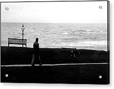 Bexhill 18 Acrylic Print by Jez C Self