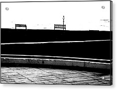 Bexhill 19 Acrylic Print by Jez C Self