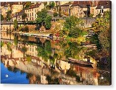 Beynac-dordogne France Acrylic Print