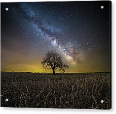 Acrylic Print featuring the photograph Beyond by Aaron J Groen