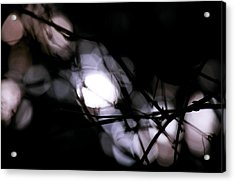 Beyond Recognition 1 Acrylic Print by CD Good