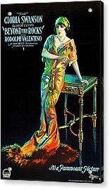Beyond The Rocks 1922 Acrylic Print