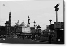 Bhopal Acrylic Print by Mohammed Nasir