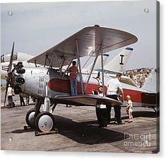 Bi-wing-3 Acrylic Print