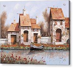 Bianca Acrylic Print