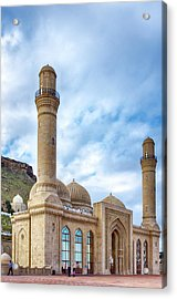 Acrylic Print featuring the photograph Bibi-heybat Mosque by Fabrizio Troiani
