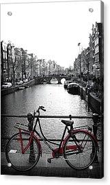 Bicycle 2 Acrylic Print