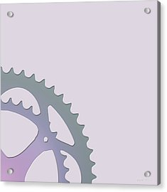 Bicycle Chain Ring - 2 Of 4 Acrylic Print