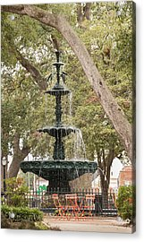 Acrylic Print featuring the photograph Bienville Beauty by Julie Andel