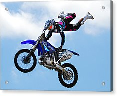 Big Air Acrylic Print