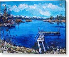 Big Bear Lake 1 Acrylic Print