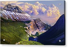 Acrylic Print featuring the photograph Big Bend by John Poon