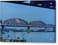 Big Four Bridge Acrylic Print