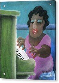 Big Mama Acrylic Print