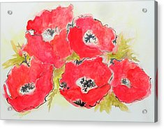 Big Red 1 Acrylic Print