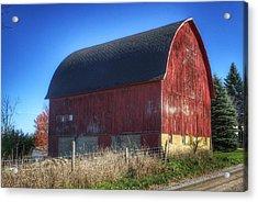 0007 - Big Red Vii Acrylic Print