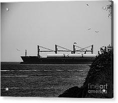 Big Ship Acrylic Print