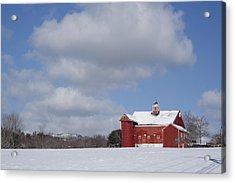 Big Sky Farm Acrylic Print