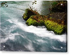 Big Spring Branch 2 Acrylic Print by Marty Koch