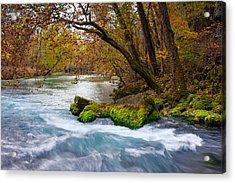 Big Spring Waters Acrylic Print