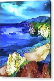 Big Sur Coast Acrylic Print