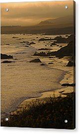 Big Sur Coastline Acrylic Print by Don Wolf