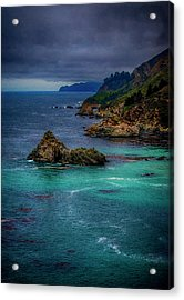 Big Sur Coastline Acrylic Print by Joseph Hollingsworth
