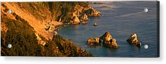 Big Sur In Springtime, California Acrylic Print