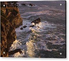 Big Sur Light C A Acrylic Print by Steve Gadomski