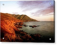 Acrylic Print featuring the photograph Big Sur by Scott Kemper
