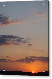 Big Texas Sky Three Acrylic Print by Ana Villaronga