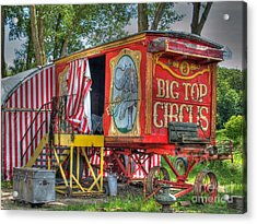 Big Top Circus II Acrylic Print