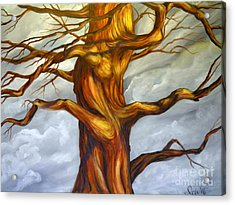 Big Tree Acrylic Print