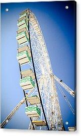 Acrylic Print featuring the photograph Big Wheel by Jason Smith