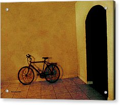 Bike Art Acrylic Print