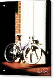 Bike Sugar  Acrylic Print by Steven Digman