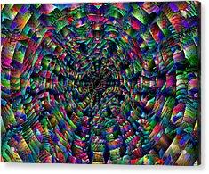Bilderberg Acrylic Print by Meiers Daniel