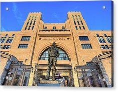 Bill Snyder Family Stadium  Acrylic Print by JC Findley