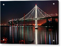 Acrylic Print featuring the photograph Billion Dollar View by Peter Thoeny