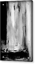 Billowing At Midnight Acrylic Print