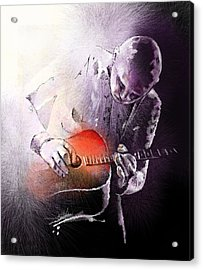 Billy Corgan Acrylic Print